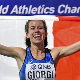 Atleta europea dell'anno In lizza anche Giorgi