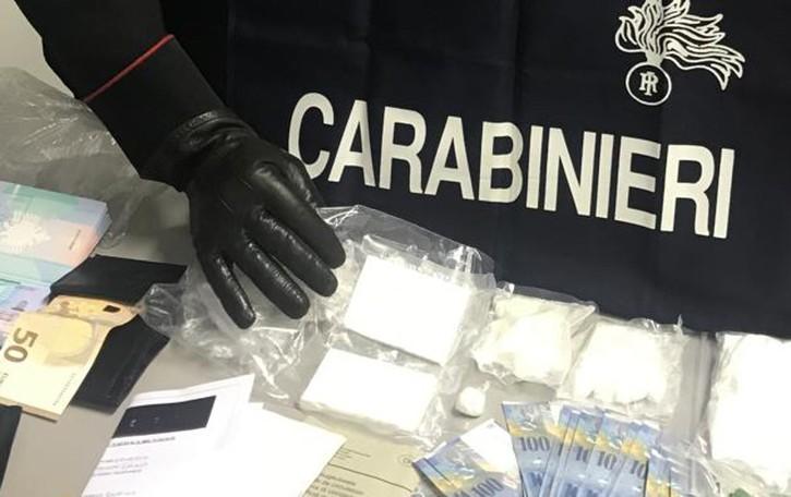 Droga a Campione, due arresti Sequestrato mezzo chilo di cocaina