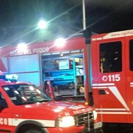 «Esplosione alla Henkel» Solo una fuoriuscita di vapore