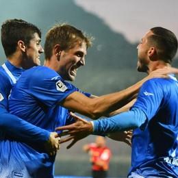 Il Como si butta via nel derby E il Lecco pareggia nel finale