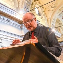 Il giornalista-compositore:  «La mia Ave Maria, che  emozione»