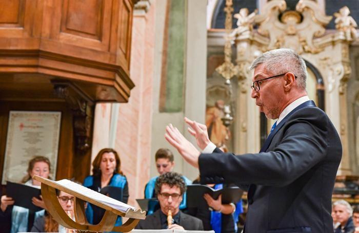 Como: concerto per fine restauri chiesa di San Giorgio
