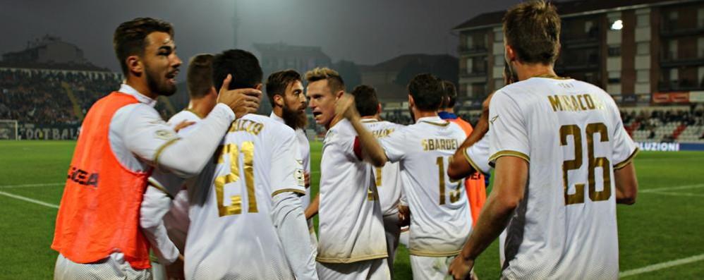 Il post Alessandria-Como Scazzola: «Pari che vale»