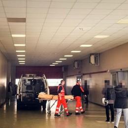 Maslianico, infarto in strada  Anziano muore all'ospedale