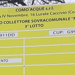Ronago, Val Mulini a senso unico  Disagi per i frontalieri