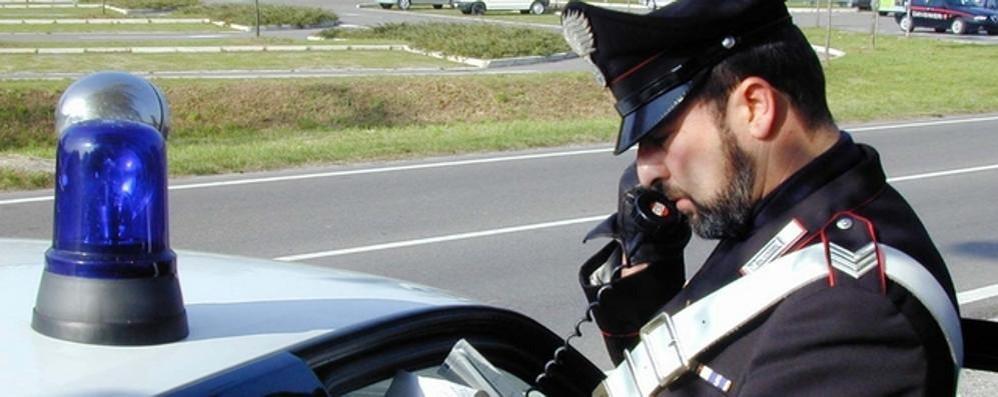 Spacciatore di Merone Arrestato dai carabinieri