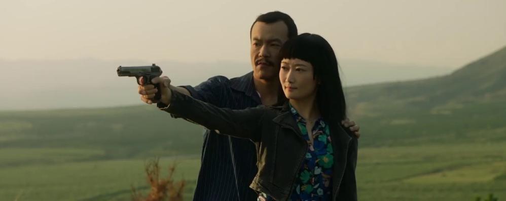 """I lunedì del cinema  in Cina  Qiao e Bin, """"Figli del fiume giallo"""""""