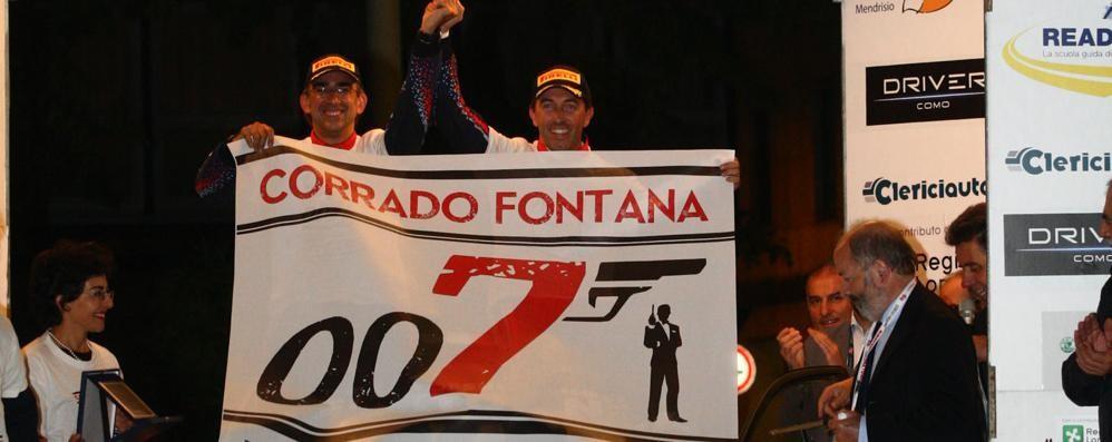 Il Rally di Como al via Sarà la carica dei 198