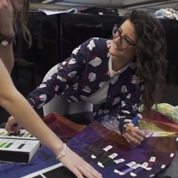 Le imprese del  tessile  cercano i  giovani  «La moda nasce a Como»