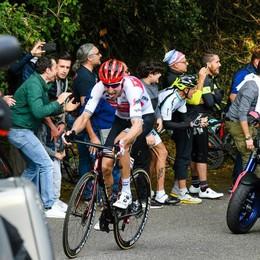 «Lombardia, arrivo sempre a Como» L'incoronazione arriva da Bergamo