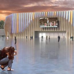 Pgc e Briantea sul nuovo palazzetto  «Una casa per tutti, ora è possibile»