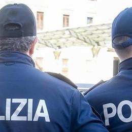 Rapina un turista spagnolo  Comasco arrestato dalla polizia