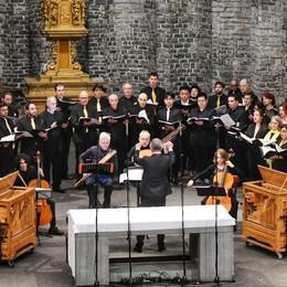 San Giorgio si racconta in musica:  concerto nella chiesa restaurata