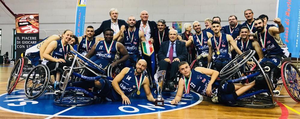 Un'altra magia dell'UnipolSai Conquista la Supercoppa italiana