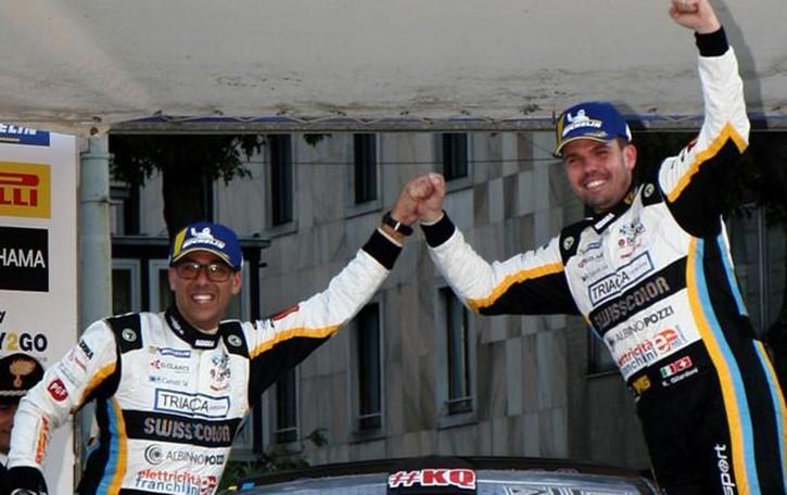 Al Rally di Como il derby va a Gilardoni
