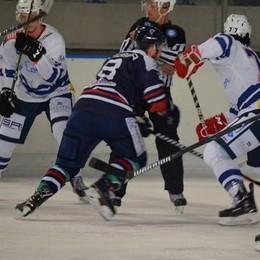 L'Hockey Como rimonta e disarciona i Cavaliers