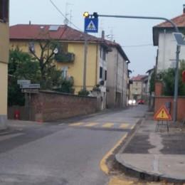 Provinciale riaperta dopo mesi  Lomazzo, basta fughe di gas