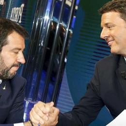 Umbria, la vittoria  dei due Mattei