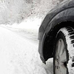 Gomme da neve e catene  Torna l'obbligo dal 15 novembre