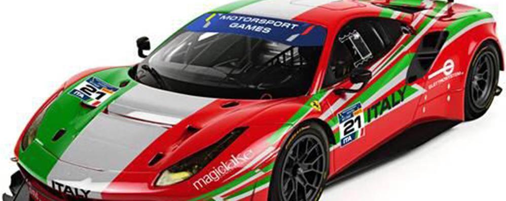 Olimpiadi del Motorsport  Ci sono anche i due Roda
