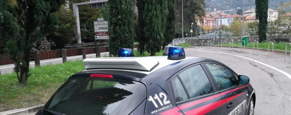 Ragazzo accoltellato durante una lite  Un arresto per tentato omicidio a Dongo