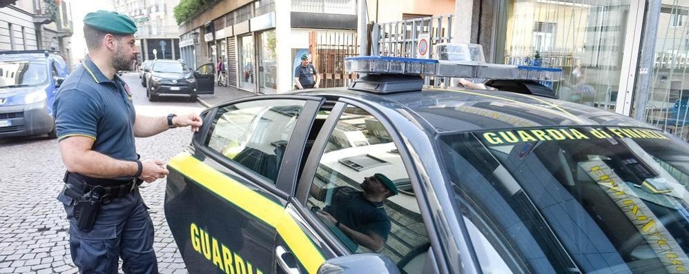 Como, turbative d'asta e bancarotta Arrestati due commercialisti