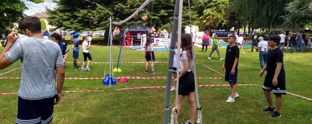 Olgiate in aiuto a chi fa sport  Sovvenzioni dai bimbi agli anziani
