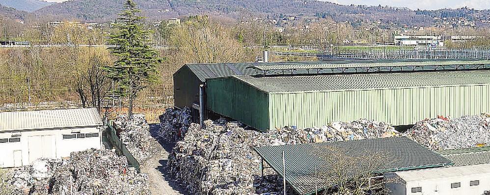 Traffico di rifiuti,  gli affari dei comaschi