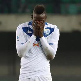 Il calciatore Balotelli  multato in Svizzera