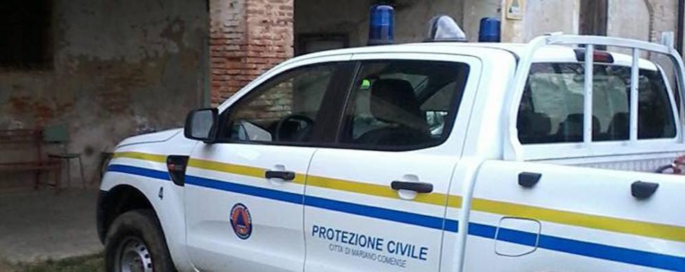 Mariano, Protezione civile  solo per italiani  «Un errore, scusateci»