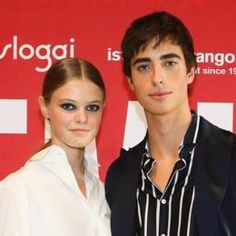 Matteo, un premio al modello  Da Cernobbio sfilerà a Parigi