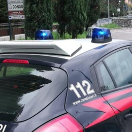 Rubano alla Ferriera di Dongo  Due ladri fermati dai carabinieri