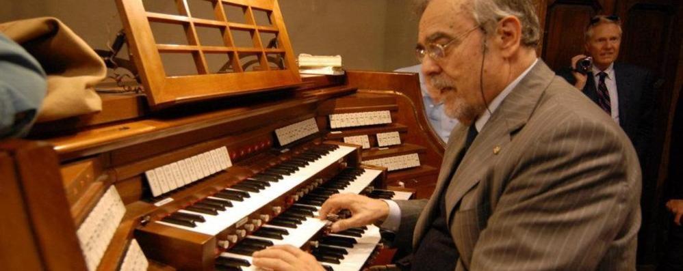 """Mezzo secolo di musica sacra  Festa degli """"Amici dell'organo"""""""