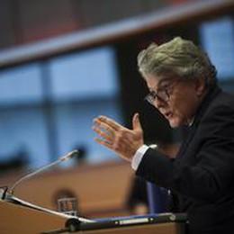Candidato Francia Breton promosso all'audizione all'Eurocamera