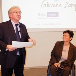 Premi Zampese a Cantù  Un aiuto ai giovani