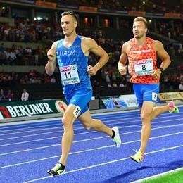Cairoli corre insieme a Mei «Un'associazione per gli atleti»