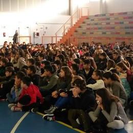 Olgiate, in 350 in palestra Per ricordare il professore