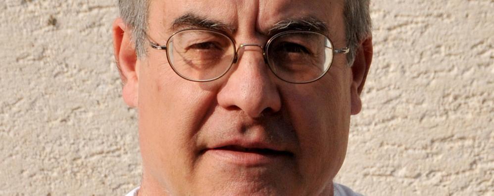 Scuola e sport in lutto a Olgiate  È morto il professor De Bernardinis