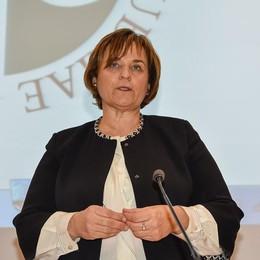 La presidente svizzera  del Consiglio Nazionale  «Troppi frontalieri»
