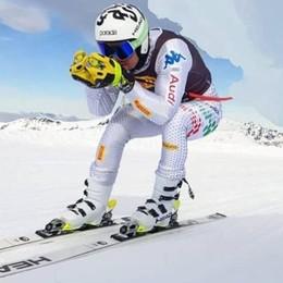 Pronti via, Molteni si piazza sesto  Sulle nevi svizzere nel SuperG Fis