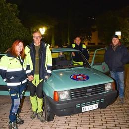 Rovenna esce dall'isolamento  Con sei nuove corse dell'Asf