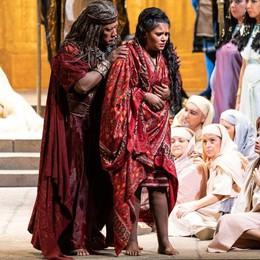 """""""Aida"""" al Sociale  nel segno di Verdi e Zeffirelli"""
