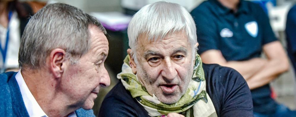 Arrigoni: «Varese gran bella squadra  Pancotto e Caja sono due insegnanti»