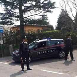 Gironico, spaccio nei boschi  Arrestato giovane di 21 anni