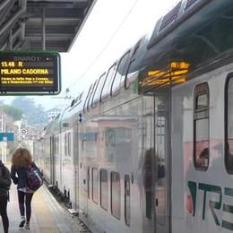 «Il treno diretto Erba-Como non si farà»  La Regione fa deragliare il RegioExpress