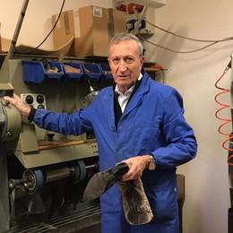 «Io, calzolaio a 80 anni  Regalo la mia attività»