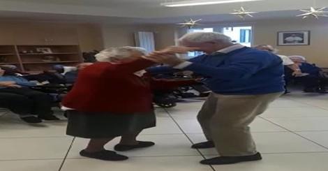 Nonna Ortelli balla a 106 anni