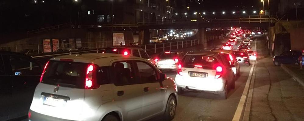 Balocchi, corteo per il clima e sciopero trasporti: è caos