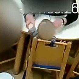 Bambini maltrattati,   4 anni alla maestra