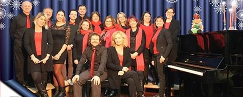 Olgiate, un concerto solidale  con il corso Simple Singer